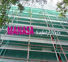 Building Construction Safety Nets Bangalore